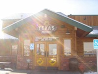 Texas Roadhouse Restaurant in West Bountiful