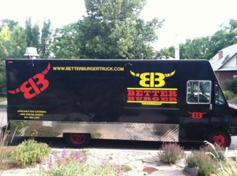 The Better Burger Truck