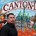 The Canyon Inn: In Your Face
