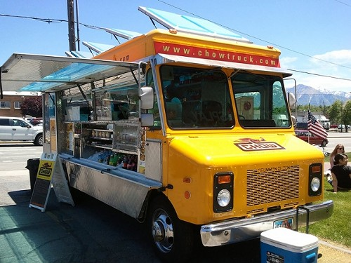 The Chow Truck