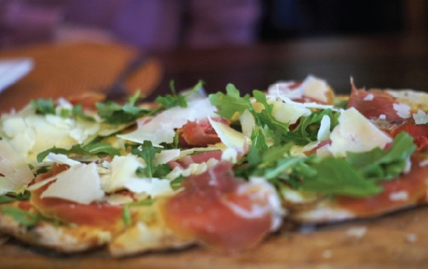 The D Pizza at Solitude's Honeycomb Grill - TED SCHEFFLER