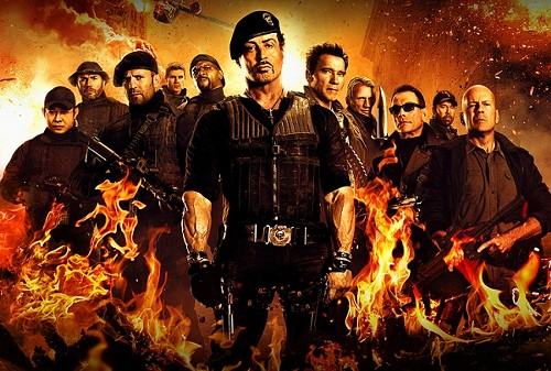 The Expendables 2 - LIONSGATE