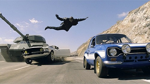 The Fast & The Furious 6