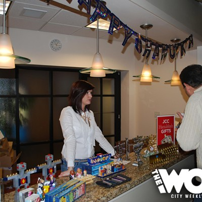 The JCC's Hanukkah Market (12.2.12)