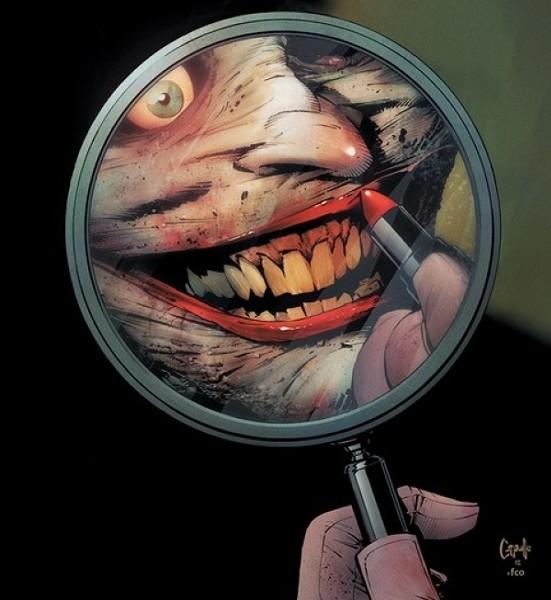The Joker, in Scott Snyder's Batman