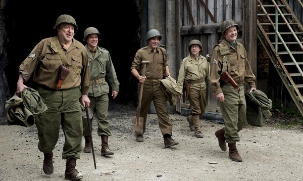 The Monuments Men - SONY