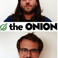 The Onion's John Harris & Chad Nackers
