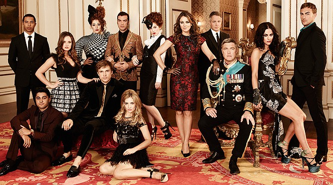 The Royals (E!)