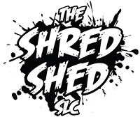 Shred Shed in downtown Salt Lake City