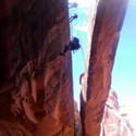 The Top-Down Approach to Moab Canyons