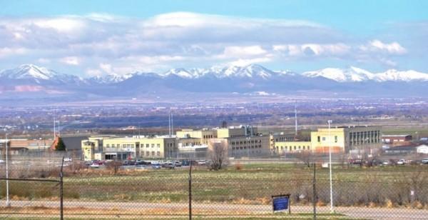 The Utah State Prison, in Draper - ERIC S. PETERSON