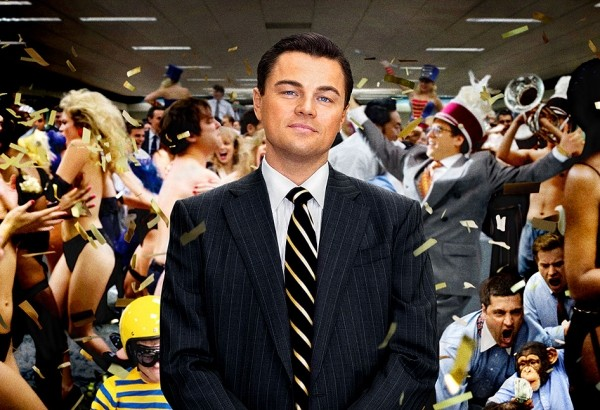 The Wolf of Wall Street - PARAMOUNT