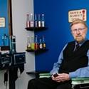 Tim Hite of The Barber School
