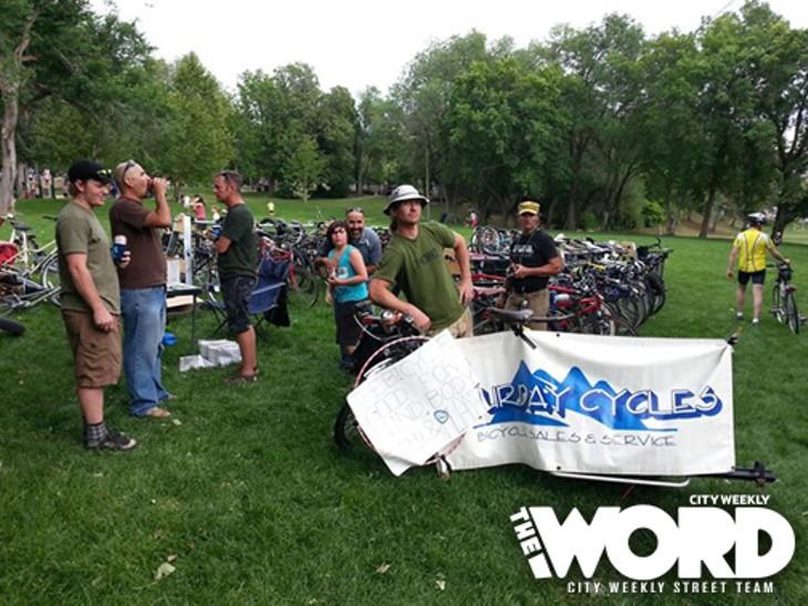 Tour Of Utah Block Party