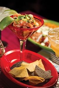 Tres Hombres Mexican Grill & Cantina - JOHN TAYLOR