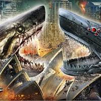 TV Tonight: Mega Shark vs. Mecha Shark