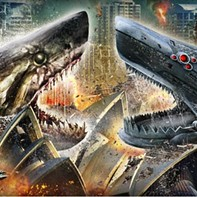TV Tonight: Mega Shark vs. Mecha Shark