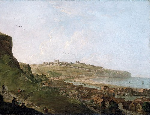 "Richard Wilson's ""Dover Castle"""