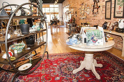 Re-Find Goods is one of Utah's first brick & mortar shops selling items that are exclusively upcyled.