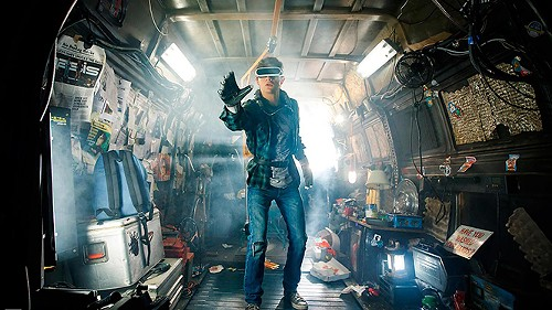 Tye Sheridan in Ready Player One - WARNER BROS. PICTURES