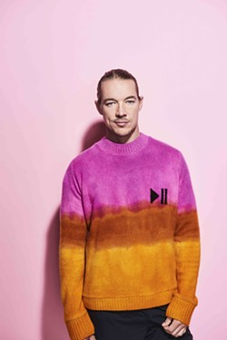 Diplo - SHANE LOPEGES