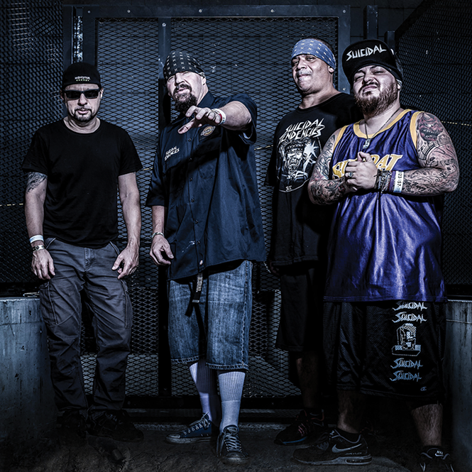 Suicidal Tendencies - LIGHTBOX REVELATION