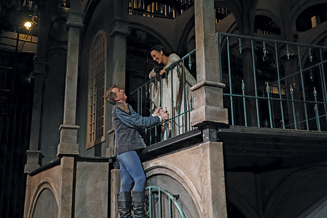 Romeo and Juliet - KATHLEEN SYKES