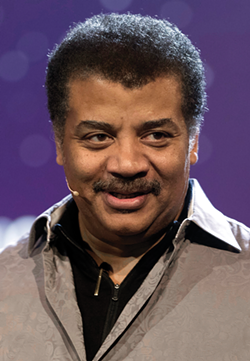 Neil deGrasse Tyson - WIKIMEDIA COMMONS