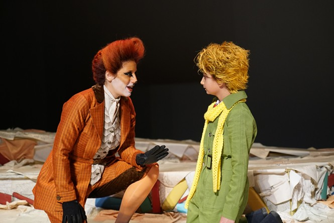Utah Opera's The Little Prince - KATHLEEN SYKES