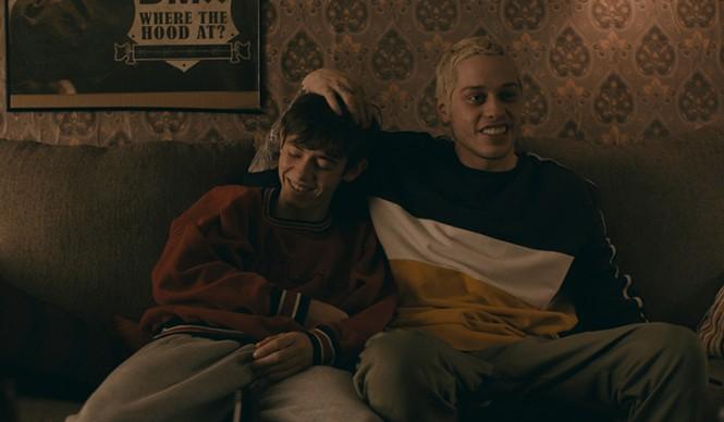 Griffin Glick and Pete Davidson in Big Time Adolescence - SUNDANCE INSTITUTE