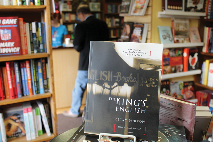 King's English Bookstore - ENRIQUE LIMÓN