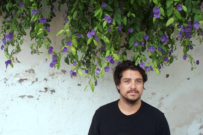 Matthew Logan Vasquez - COURTESY OF THE ARTIST