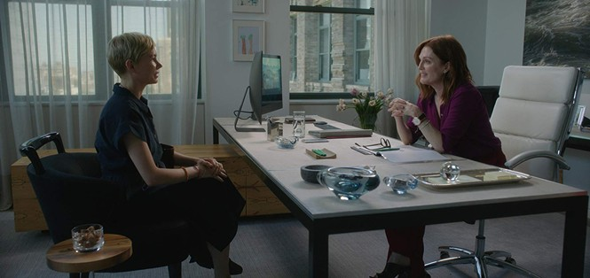 Michelle Williams and Julianne Moore in After the Wedding - SONY PICTURES CLASSICS