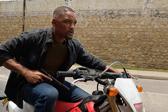 Will Smith in Gemini Man - PARAMOUNT PICTURES