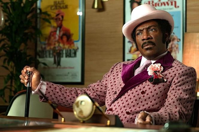 Eddie Murphy in Dolemite Is My Name - NETFLIX FILMS