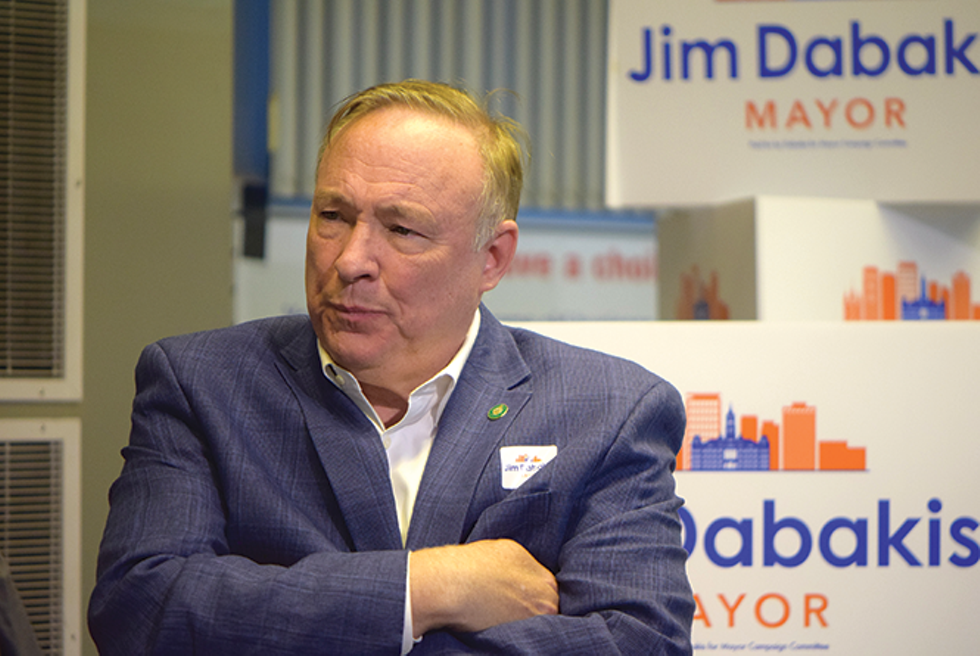 """Last December, City Weekly was the first outlet to report Jim Dabakis was running for SLC mayor. After coasting through his campaign, the former state senator—considered a shoo-in by many insiders—didn't make the primary cut. His Twitter bio now includes the line """"current proud Citizen,"""" though it's hard (and plain boring) to imagine the future local political landscape without him involved in one way or another. - RAY HOWZE"""