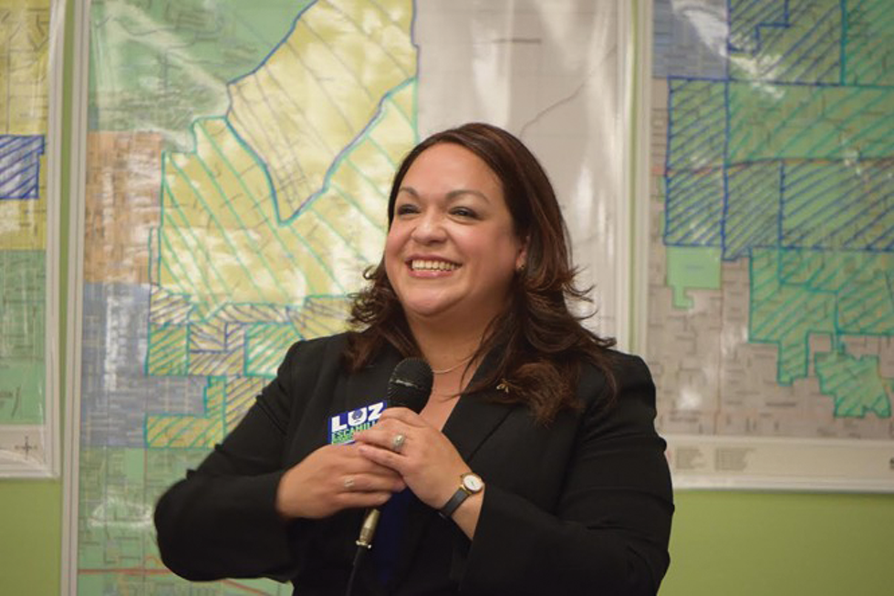 """""""This race isn't over yet,"""" minority whip Luz Escamilla said on election night. With 9,744 yet-to-be-counted ballots, Escamilla conceded to her fellow Democrat the following day. - RAY HOWZE"""