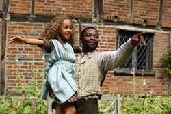 Keira Chansa and David Oyelowo in Come Away
