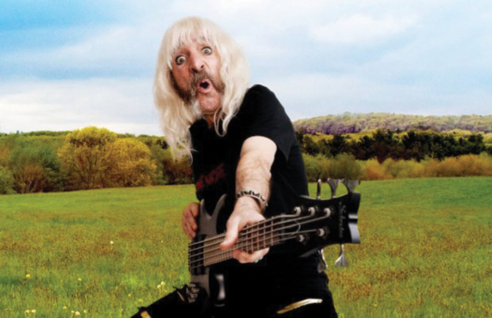 Derek Smalls - ROB SHANAHAN