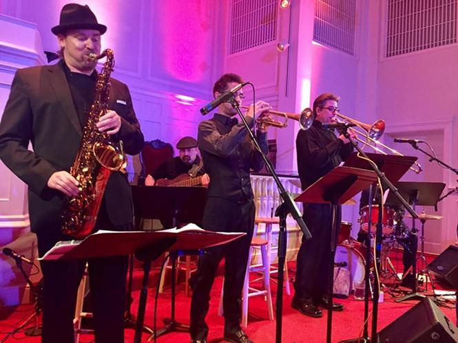 Jazz Vespers Quartet - KELLY SALMANS