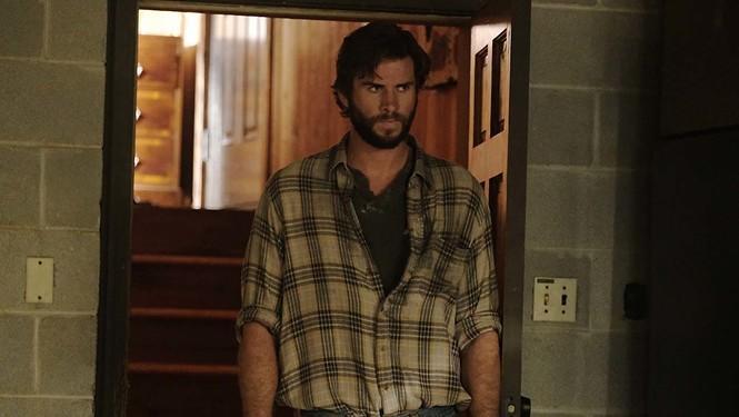 Liam Hemsworth in Arkansas - LIONSGATE FILMS