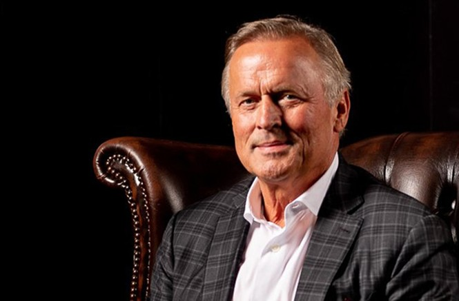 Author John Grisham - CHARLOTTE GRAHAM