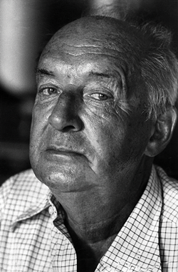 Lolita author and butterfly enthusiast Vladimir Nabokov
