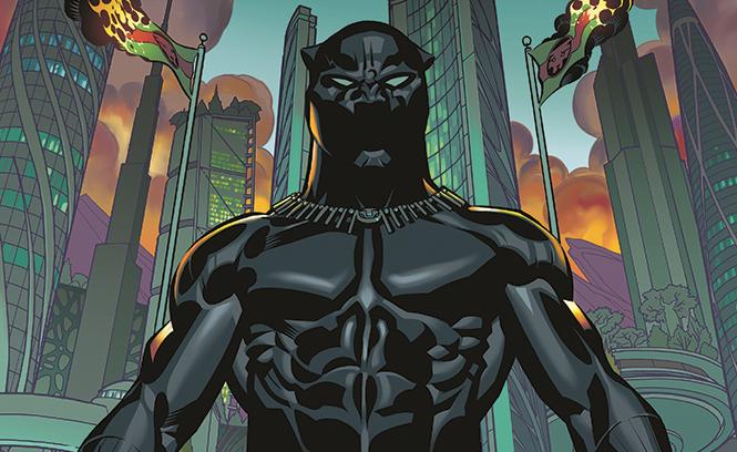 Black Panther - MARVEL COMICS