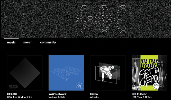 Hel Audio's Bandcamp Page