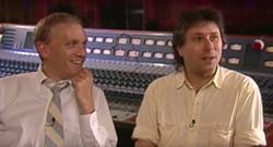 Howard Ashman and Alan Menken in Howard - DISNEY+