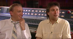 Howard Ashman and Alan Menken in Howard - DISNEY+