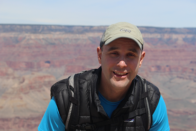 Local outdoor author Jason Stevenson says a pandemic may be the best time to enjoy Utah's great outdoors - COURTESY PHOTO