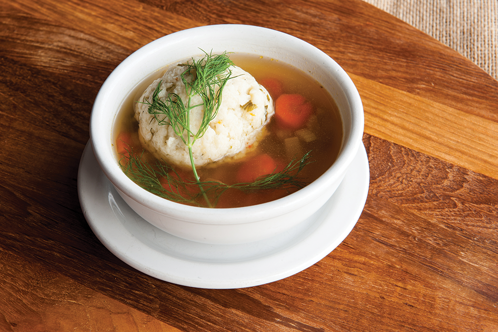 Feldman's Matzo Ball Soup