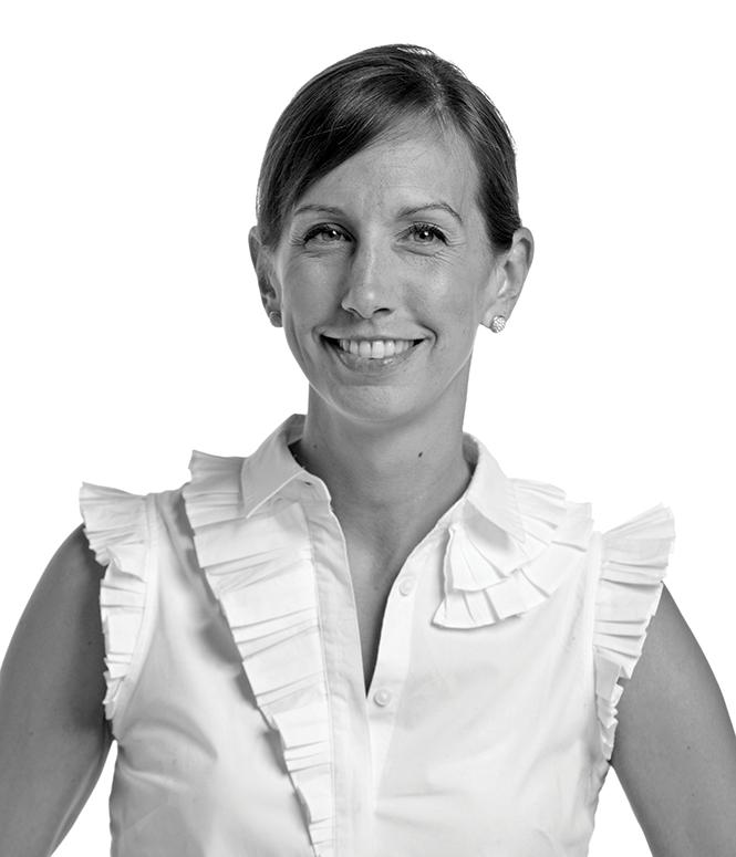 Lauren Gustus - Newly hired executive editor at The Salt Lake Tribune